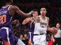 НБА: Лейкерс обыграл Финикс, добыв третью победу подряд, Юта минимально уступила Майами
