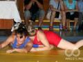 Украинская борчиха Харив завоевала бронзу чемпионата мира