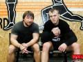 Чемпион WWFC Спивак провел открытую тренировку в Киеве