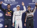 Формула-1: Росберг выиграл квалификацию в Баку, Хэмилтон разбил болид