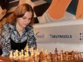 Шахматы: Украинки уверенно обыграли США, украинцы - Израиль