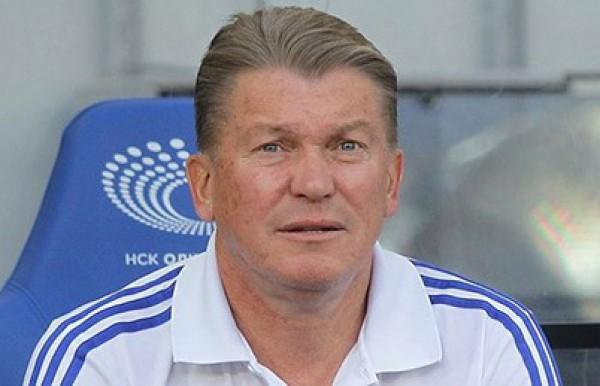 Пранкер разыграл Олег Блохина, представившись отцом Милевского
