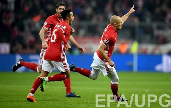 «Бавария»— «Арсенал»: Сегодня состоится матч Лиги Чемпионов
