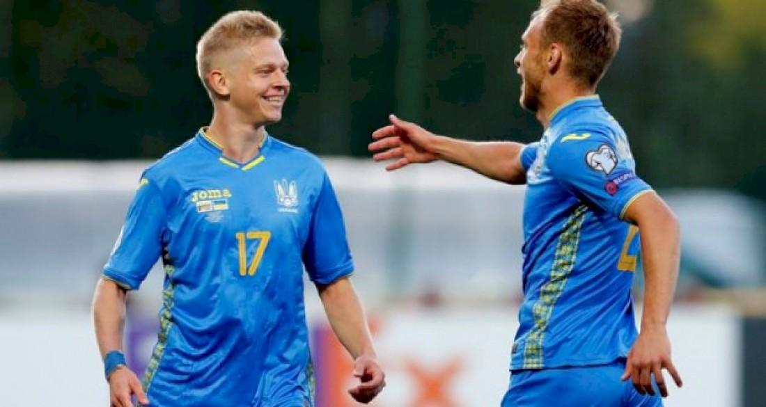 Литва - Украина 0:3