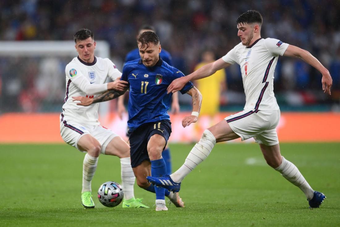 Сборная Италии - сборная Англии