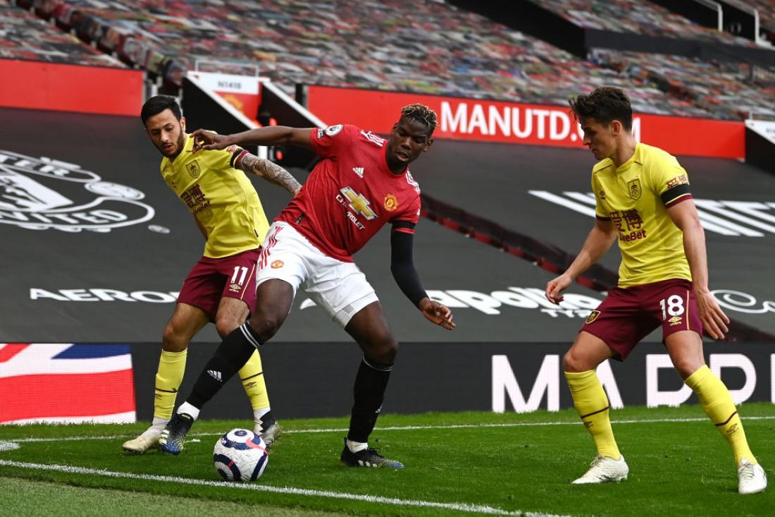 Манчестер Юнайтед — Бернли