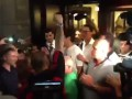 Фанаты Милана устроили сумасшедший прием Кака