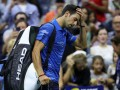 Джокович снялся с US Open, позволив Вавринке выйти в четвертьфинал турнира