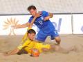 Пляжный футбол. Украина стартовала с поражения в финальном раунде Евро-2013