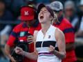 Свитолина в трех сетах завоевала путевку в полуфинал турнира в Индиан-Уэллсе