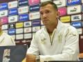 Шевченко: Нужно давать молодым игрокам шанс, хоть это и риск