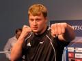 Поветкин: Главная цель на 2012 год – выйти на ринг против Владимира Кличко