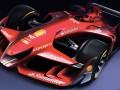 Ferrari показала свой вариант машины будущего Формулы-1