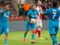 Зенит - Стандард - 3:0. Видео голов матча плей-офф Лиги чемпионов