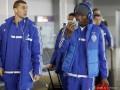 Динамо успешно приземлилось в Бельгии