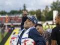 Марадона: Выиграла Франция, потому что назначили пенальти, который был придуман