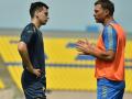 Шапаренко покинул расположение сборной Украины
