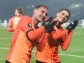Шахтер вырвал победу над Бенфикой в матче Лиги Европы