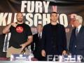 Промоутер Фьюри считает, что реванш с Кличко важнее финала Евро и Формулы-1