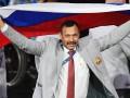 У пронесшего флаг России белоруса отобрали аккредитацию на Паралимпиаду