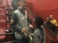 Украинец Лень сводил 40 американских детей в кино