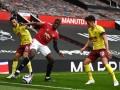 Манчестер Юнайтед - Бернли 3:1 Видео голов и обзор матча АПЛ
