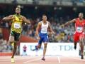 Болт стал первым в истории десятикратным чемпионом мира по легкой атлетике
