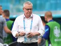Тренер Швеции - о поражении от Украины: Это мой самый горький опыт в футболе
