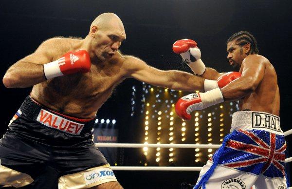 Бой с Валуевым принес Хэю Чемпионский титул