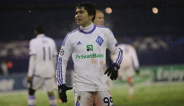 Динамо боролось не только с соперником, но и со снегом