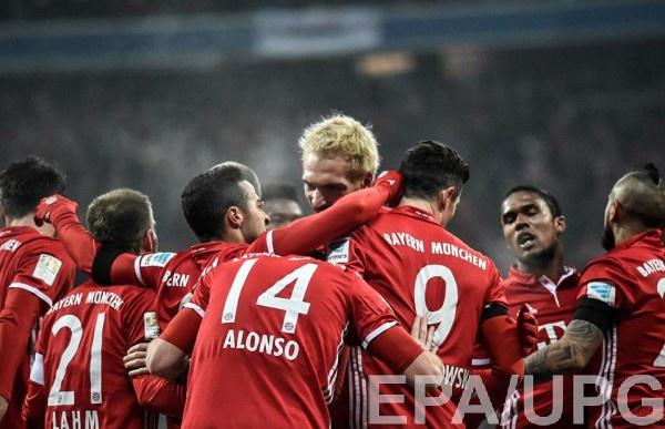Бавария легко переиграла Лейпциг