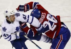 NHL: В канадском противостоянии Монреаль победил Торонто