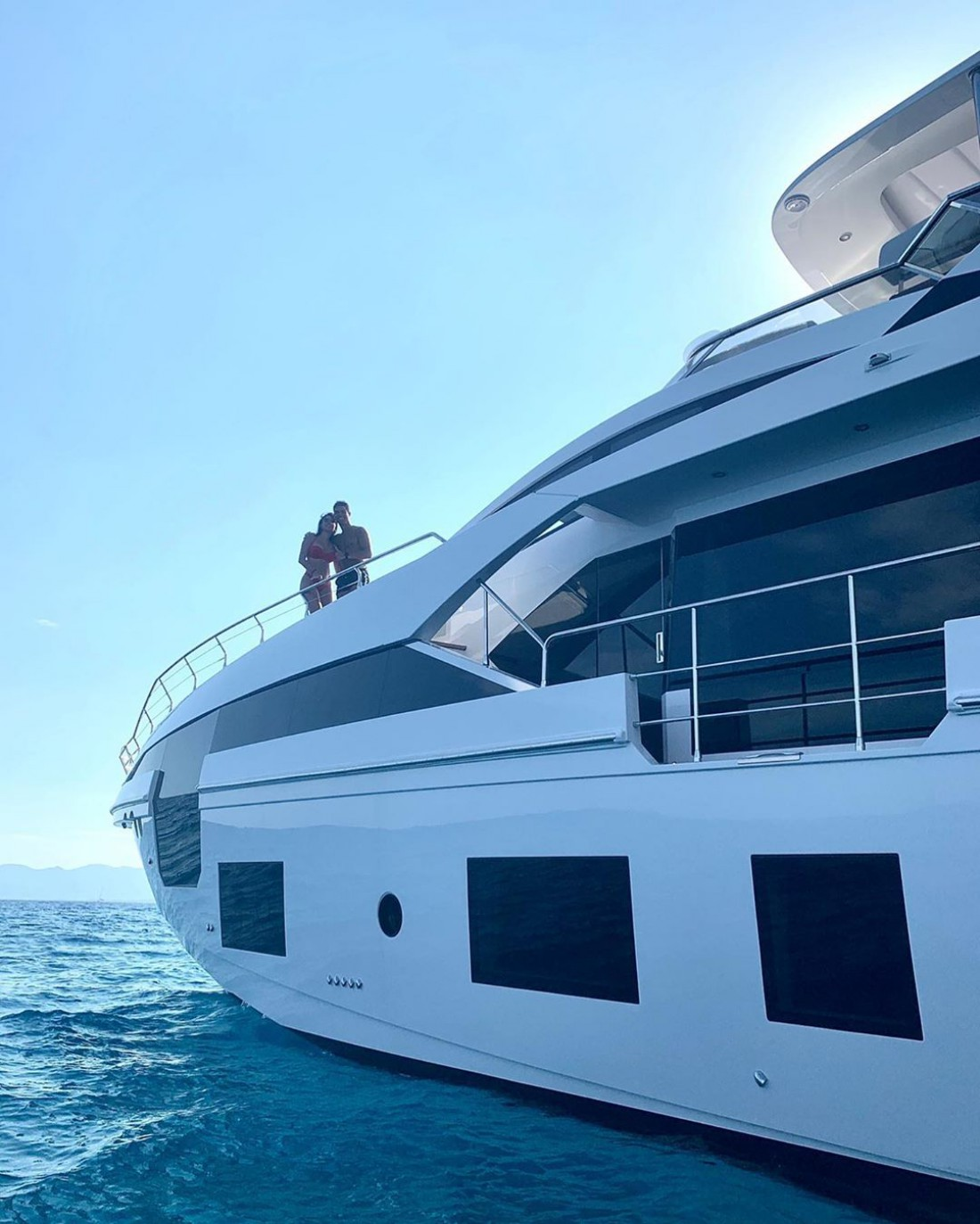 Криштиану Роналду купил яхту