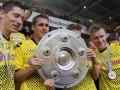 Фотогалерея: В золоте. Боруссия отметила победу в Бундеслиге