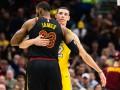 НБА: Кливленд обыграл Лейкерс, Атланта уступила Детройту