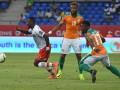 Кот-д'Ивуар вылетел из Кубка африканских наций