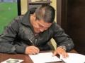Кристальдо подписал с Металлистом пятилетний контракт