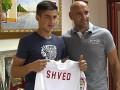 Швед: Не колебался и сразу сказал, что хочу играть за Севилью