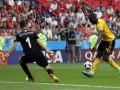 Бельгия впервые забила 5 мячей в матче чемпионата мира