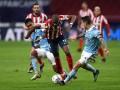 Атлетико прервал серию побед в Ла Лиге