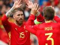 Рамос, Пике и Бускетс пригрозили уйти из сборной Испании