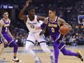 НБА: Атланта выиграла у Денвера, Лейкерс разгромили Мемфис