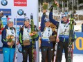 Первая медаль сезона: Украина третья в женской эстафете на Кубке мира