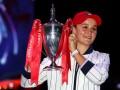 Барти стала теннисисткой года по версии WTA