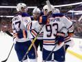 НХЛ: Эдмонтон и Нэшвилл второй раунд начали с побед