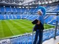 Лучшая навигация года: Зенит возле стадиона установил указатели в виде бакланов
