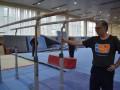 Гимнасты получили новое оборудование, а винтовки для стрелков в Украину не пускают