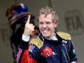 Приостановка квалификации Гран-при Монако из-за аварии не помешала Феттелю добыть поул