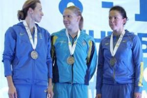 Женская эстафетная команда Украины