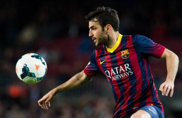 Фабрегас сменит клуб за 33 миллиона
